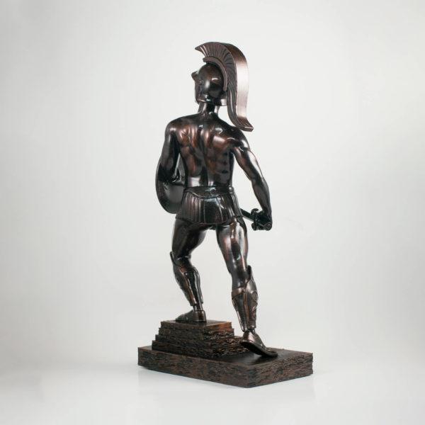 Collectible 6  Tommy Trojan University of Southern California USC Trojan Mascot Figurine